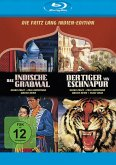 Fritz Lang Indien-Edition Bluray Box