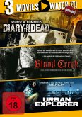 Diary of the Dead / Blood Creek / Urban Explorer DVD-Box