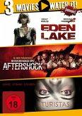 Eden Lake / Aftershock / Turistas DVD-Box