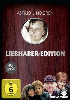 Astrid Lindgren Lieberhaber-Edition (10 Discs)