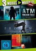 3er Collection: ATM / Frozen / Down DVD-Box