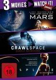 Last Days on Mars / Crawlspace / Splice DVD-Box