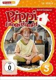 Pippi Langstrumpf TV-Serie - DVD 5 - Folge 18 - 21