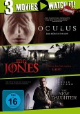 Oculus / Mr. Jones / The New Daughter (3 Discs)