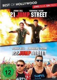 21 Jump Street , 22 Jump Street Collector's Box