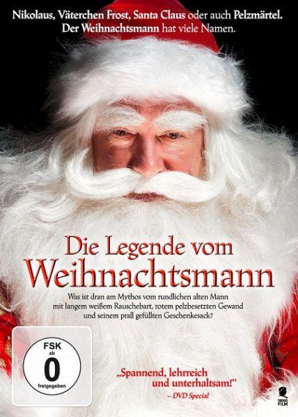 die legende vom weihnachtsmann auf dvd portofrei bei b. Black Bedroom Furniture Sets. Home Design Ideas