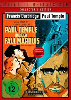Francis Durbridge: Paul Temple und der Fall Marquis