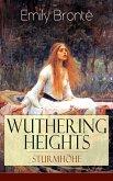 Wuthering Heights - Sturmhöhe (eBook, ePUB)