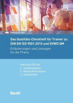 Das Qualitäts-Checkheft für Trainer zu DIN EN I...