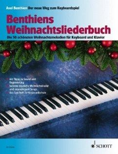 Benthiens Weihnachtsliederbuch, Keyboard und Klavier
