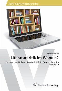 Literaturkritik im Wandel?