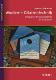 Moderne Gitarrentechnik (eBook, ePUB)