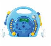 Karaoke CD Player MP3 2 Mikros boy-bla