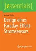 Design eines Faraday-Effekt-Stromsensors