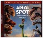 Arlo & Spot, 1 Audio-CD