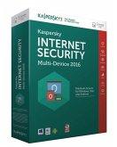 Kaspersky Internet Security 2016 Multi Device 3 U.