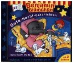 Benjamin Blümchen, Gute-Nacht-Geschichten - Gute Nacht im Zoo, 1 Audio-CD