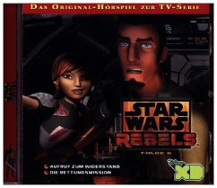 Star Wars Rebels, 2 Audio-CDs