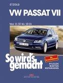 VW Passat 7 von 11/10 bis 10/14 (eBook, PDF)
