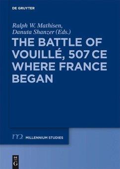 The Battle of Vouillé, 507 CE (eBook, PDF)