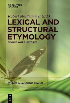 Lexical and Structural Etymology (eBook, PDF)