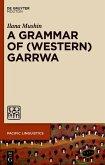 A Grammar of Garrwa (eBook, PDF)