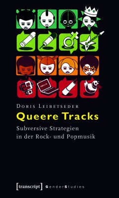 Queere Tracks (eBook, PDF) - Leibetseder, Doris