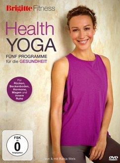 Health Yoga - fünf Programme für die Gesundheit - Weis,Ranja