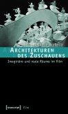 Architekturen des Zuschauens (eBook, PDF)