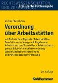 Verordnung über Arbeitsstätten (eBook, ePUB)