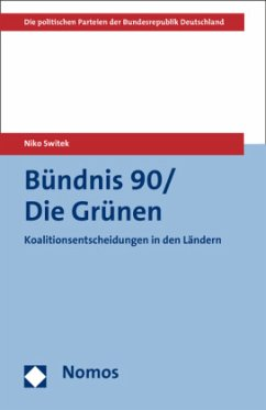 Bündnis 90/Die Grünen - Switek, Niko