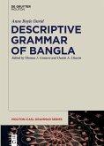 Descriptive Grammar of Bangla (eBook, ePUB)