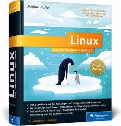 Linux, m. CD-ROM - Kofler, Michael
