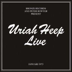 Live (180g,Gatefold-Cover) - Uriah Heep