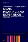 Signs, Meaning and Experience (eBook, PDF)