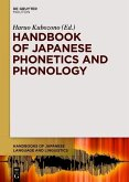 Handbook of Japanese Phonetics and Phonology (eBook, PDF)