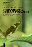Prepositional Clauses in Spanish (eBook, PDF)