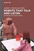 Robots that Talk and Listen (eBook, ePUB)