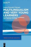 Multilingualism and Very Young Learners (eBook, ePUB)