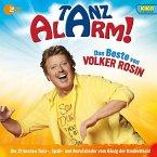 KiKA Tanzalarm! Das Beste von Volker Rosin, 1 Audio-CD