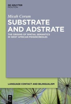Substrate and Adstrate (eBook, PDF) - Corum, Micah
