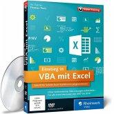 Einstieg in VBA mit Excel, DVD-ROM