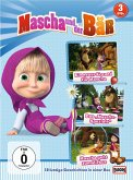 Mascha und der Bär 3er DVD (Folgen 1 + 2 + 4)