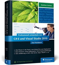 Professionell entwickeln mit C# 6 und Visual St...