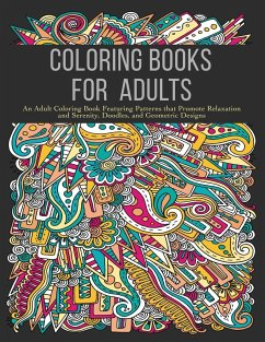 Geometric Mandala Coloring Book For Adults Von Zen Journal Team