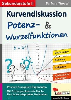 Kurvendiskussion / Potenz- & Wurzelfunktionen