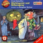 Kürbisgeist und Silberspray / Kommissar Kugelblitz Bd.13 (MP3-Download)