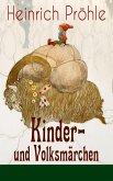 Kinder- und Volksmärchen (eBook, ePUB)
