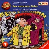 Der schwarze Geist / Kommissar Kugelblitz Bd.7 (MP3-Download)