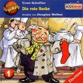 Die rote Socke / Kommissar Kugelblitz Bd.1 (MP3-Download)